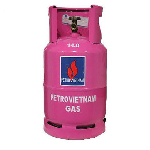 GAS PETROVIETNAM MÀU HỒNG 12KG
