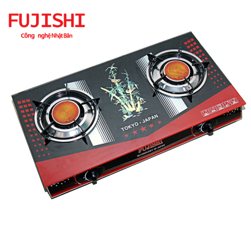 Bếp gas hồng ngoại Fujishi FJ-H790-HN – Điếu Inox