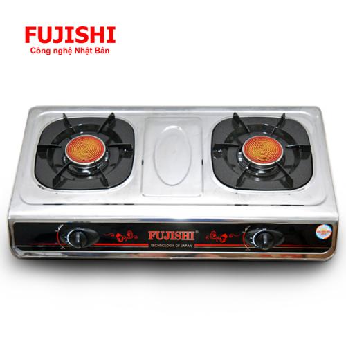Bếp gas hồng ngoại khung inox Fujishi FU-220-iHN