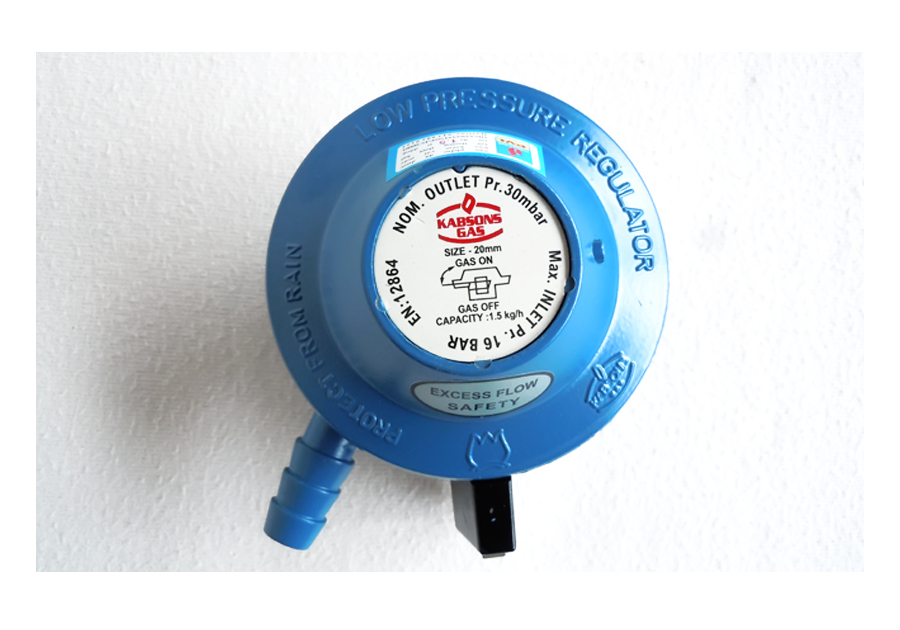VAN CHỤP KABSONS GAS SRG VTG41