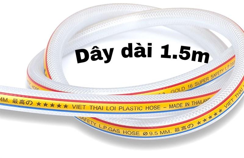 DÂY DẪN GAS 5 SAO RINGO 1.5M